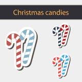 Weihnachtssüßigkeiten Lizenzfreie Stockfotos