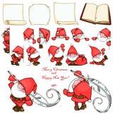Weihnachtssatz Lizenzfreies Stockfoto