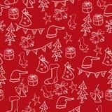 Weihnachtssatz Bilder Lizenzfreies Stockfoto