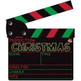 Weihnachtsscharnierventil-Brett Stockfotografie