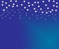 Weihnachtsschnee Lizenzfreie Stockbilder