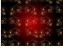 Weihnachtsseite Stockbild