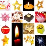 Weihnachtsset Lizenzfreie Stockfotografie