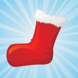 Weihnachtssocke Lizenzfreie Stockfotografie