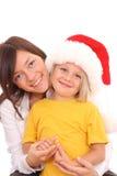 Weihnachtsspaß Stockfoto