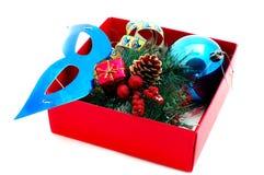 Weihnachtsspielwaren Stockfotografie