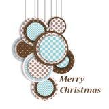 Weihnachtsspielwaren 2 Lizenzfreies Stockfoto