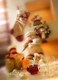 Weihnachtsspielwaren Stockbilder