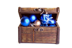 Weihnachtsspielwaren Stockfoto