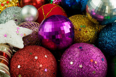 Weihnachtsspielzeug Stockfotografie