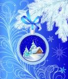 Weihnachtsspielzeug Stockfoto