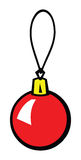 Weihnachtsspielzeug für Weihnachtsbaum Lizenzfreie Stockfotos