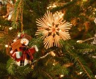 Weihnachtsspiritus Stockbild