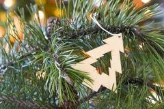 Weihnachtsspiritus? mit Sankt und Noel Lizenzfreie Stockfotografie