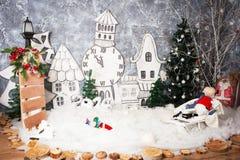 Weihnachtsstandort Lizenzfreie Stockfotografie