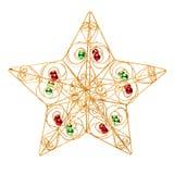 Weihnachtsstern Lizenzfreie Stockfotos