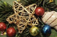 Weihnachtsstern Lizenzfreies Stockbild