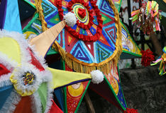 Weihnachtsstern für Feier des orthodoxen Weihnachten lizenzfreie stockfotos
