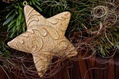 Weihnachtssterne Lizenzfreies Stockfoto