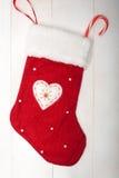 Weihnachtsstiefel Lizenzfreie Stockfotografie