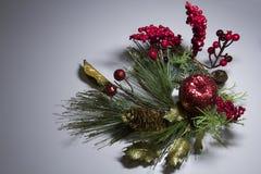 Weihnachtsstillleben, neues Jahr, Weihnachten lizenzfreie stockfotos