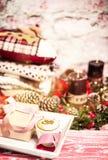 Weihnachtsstimmung Stockbild