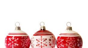 Weihnachtsstimmung Lizenzfreies Stockfoto