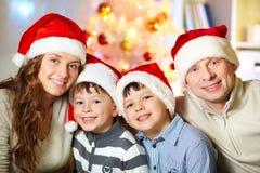 Weihnachtsstimmung Stockfoto