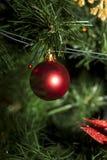 Weihnachtsstimmung, die Glück gibt stockbilder