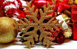 Weihnachtsstimmung, Grüße und Freude Lizenzfreie Stockfotos