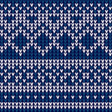 Weihnachtsstrickjacken-Design Lizenzfreie Stockfotos