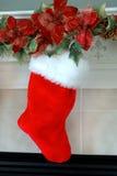 Weihnachtsstrumpf Lizenzfreies Stockfoto