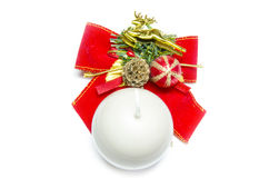 Weihnachtssymbol stockfoto