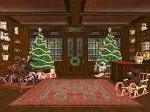 Weihnachtssystem Stockbilder