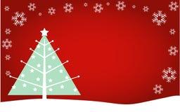 Weihnachtsszene Stockfotografie
