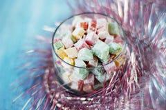 Weihnachtstürkische Freude Lizenzfreies Stockfoto