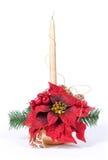Weihnachtstabellendekoration Stockbilder
