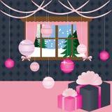 Weihnachtstag Lizenzfreies Stockfoto