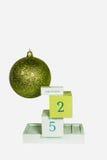 Weihnachtstag Lizenzfreie Stockfotografie