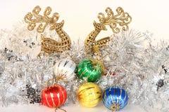 Weihnachtstag. Stockfoto