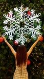 Weihnachtstag und ein guten Rutsch ins Neue Jahr Stockfotografie