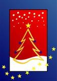 Weihnachtsthema Lizenzfreie Stockfotografie