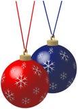 Weihnachtsthema Lizenzfreie Stockbilder