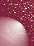 Weihnachtsthema Lizenzfreie Stockfotos