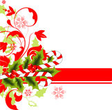 Weihnachtsthema. Stockfoto