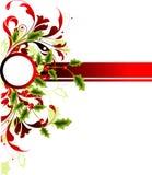 Weihnachtsthema. Lizenzfreies Stockbild