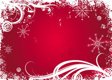 Weihnachtsthema. Lizenzfreie Stockbilder