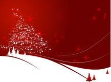 Weihnachtsthema Lizenzfreies Stockfoto