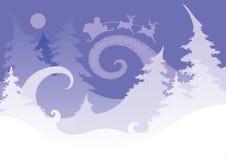 Weihnachtstitel Lizenzfreie Stockbilder