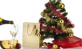 Weihnachtstoast Stockbild